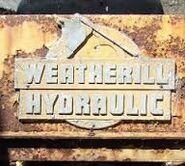 Weatherill original emblem