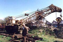 JONES KL66 Railcrane