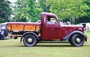 Jowett Bradford Truck