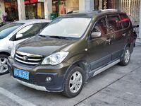 2011 FAW Senya S80 (front)