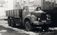 A 1960s LEYLAND Martian Cargolorry Diesel 6X6