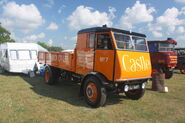 Sentinel no. 9293 - S4 wagon UJ 9497 at Hollowell 2011 - Picture 010