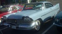 1959 Plymouth Belvedere 2-door Hardtop