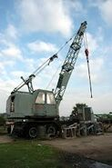 ALLEN T12 Cranetruck 6X4 in Norfolk