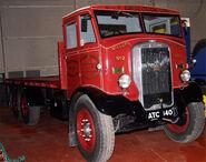 A 1940s LEYLAND Hippo Truck Diesel 6X4