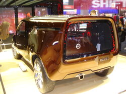 Nissan Bevel from the 2007 International Autoshow