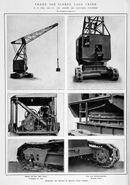 Late 1930s Neal 3 Ton Timber Yardcrane