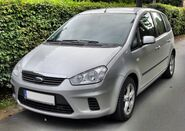 Ford C-Max Facelift 20090912 front