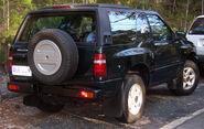 1995-1998 Holden Frontera (UT) Sport hardtop 01