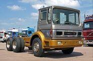 A 1970s LEYLAND Ergomatic Haulage Diesel 6X4