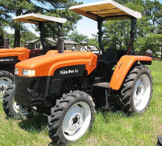Farm Pro 554