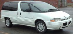 1994–1996 Pontiac Trans Sport SE