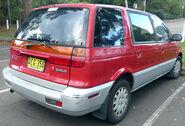 1992-1995 Mitsubishi Nimbus (UF) GLX van 01