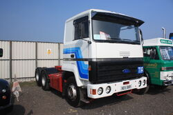 Ford Transcontiental 4435 reg KEV 108Y at Donnington Park 09 - IMG 6150small.jpg