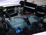 Straight-eight engine