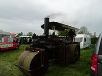 Wallis & Steevens no. 8058 - DU 4737 at Rushden 08 - P5010224