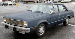 1978–1980 Ford Fairmont sedan