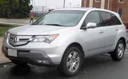 2007-2009 Acura MDX