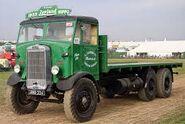 A 1930s LEYLAND Hippo Truck Diesel 6X4