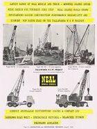 A 1970s Neal Mobile Crane Model Range