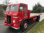 A 1950s LEYLAND Beaver Diesel Lorry