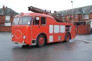 A 1960s LEYLAND Firemaster Fire Engine Diesel