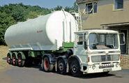 A 1960s LEYLAND Steer Tanker Artic Diesel