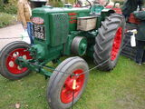 Marshall Tractor sn 1432