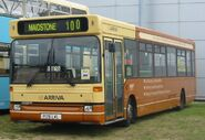 Arriva Southern Counties 3176