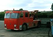 A 1960s LEYLAND Firemaster Lorry Diesel