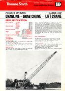 A 1970s Smith Of Rodley Grabcrane Diesel