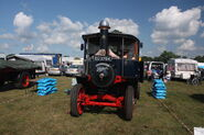 Foden no. 13068 - ST - EU 3763 at Hollowell 2011 - Picture 020