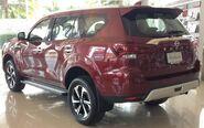 2021 Nissan Terra 2.3 VL 4WD (Rear)