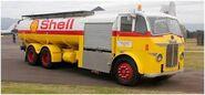 A 1960s LEYLAND Hippo Fueltanker Diesel