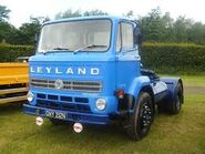 A 1970s LEYLAND Clydesdale Haulage Tractor Diesel