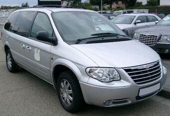 Drier 2001-02 Caravan// Voyager// T/&c