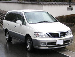 Nissan-presage u30kouki-front.jpg
