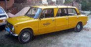 DirkvdM lada limousine