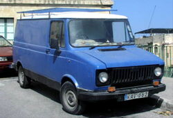Freight Rover Sherpa