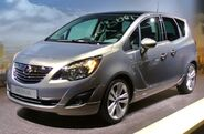 Opel Meriva B ecoFlex