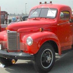 International KB-5 Truck