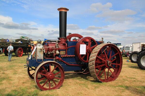 Hornsby Oil Tractor - IMG 8012.JPG