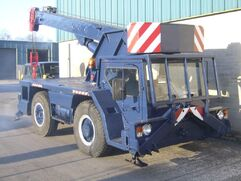 JONES IF12 4WD Mobilecrane