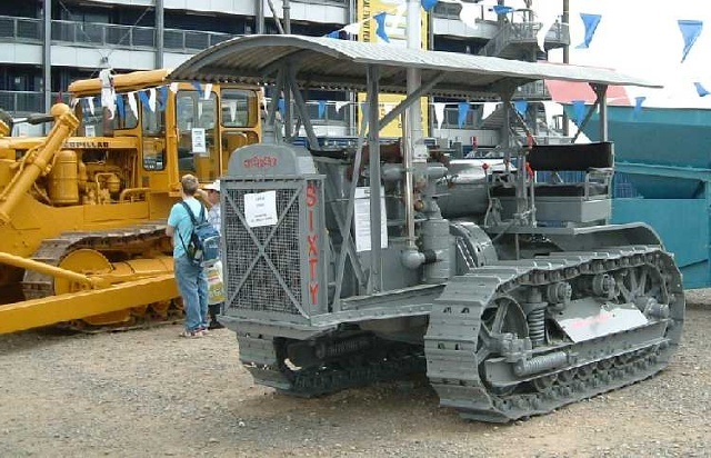 Tractor & Construction Plant Wiki