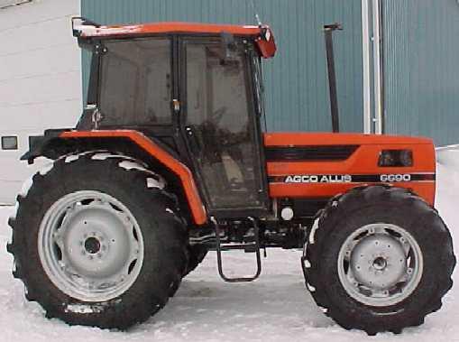 AGCO-Allis 6690