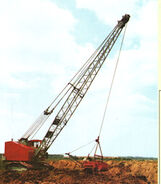 A 1980s Smith Of Rodley Dragline Diesel