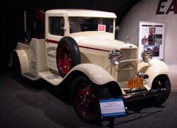 1932 Model BB tow truck