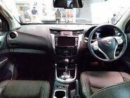 2021 Nissan Terra 2.5 diesel Premium 4WD red interior view in Brunei