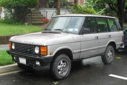 Range Rover Classic (US)
