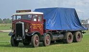 A 1930s LEYLAND Octopus Truck Diesel 8X4